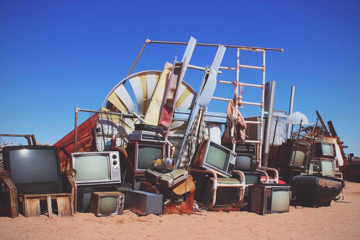 Adiós a la era de las pantallas. FOTO: ANN KATHRIN BOPP.