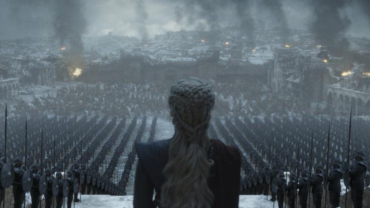 Juego de Tronos, de HBO, ha marcado récords de audiencia, según la plataforma: FOTO: HBO.